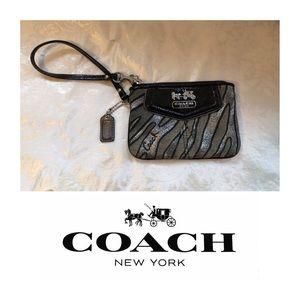Authentic Coach Change Purse